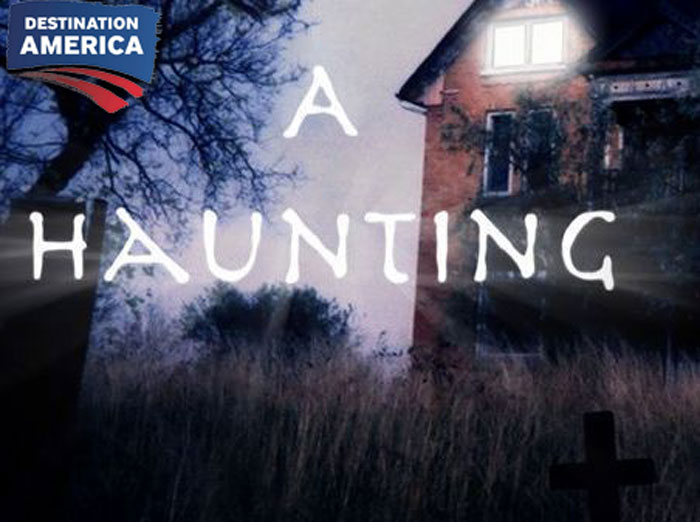 "Karen will be featured on Destination America's ""A Haunting"" on December 14, 2012"