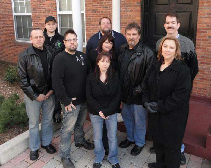 The Ghosts of New England Research Society Investigation Team