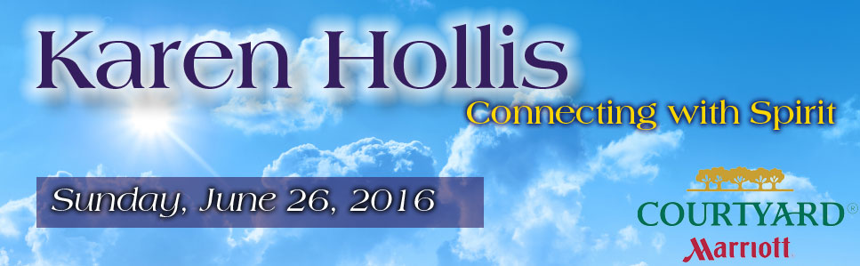 Connecting with Spirit, June 26th, 2016
