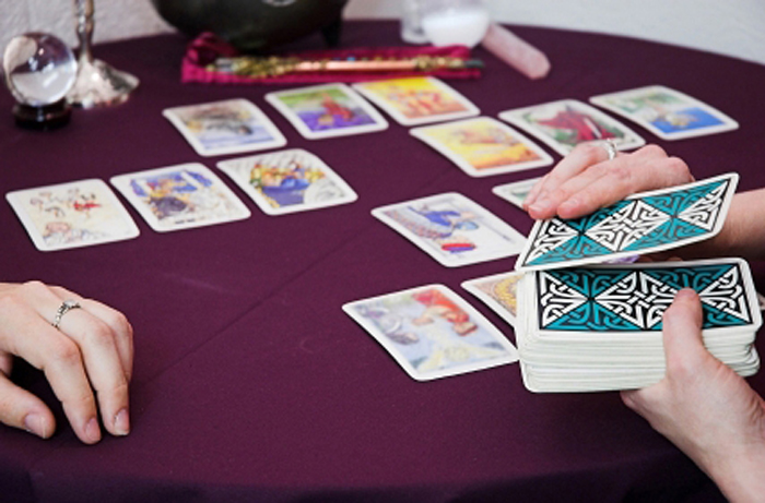 Teaching Tarot Cards