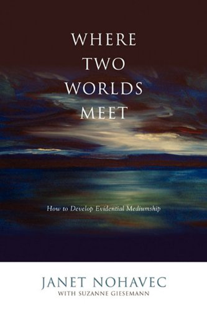 Where Two Worlds Meet by Janet Nohavec